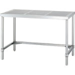 Stainless Steel Workbench, 3-Way Frame Type, Punching Panel, SUS304 Uniform Load (kg) 120