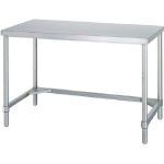 Stainless Steel Workbench, 3-Way Frame Type, SUS430 Uniform Load 150 kg