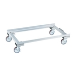 Stainless Steel Storage Unit - Optional Caster Base
