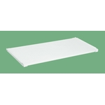 Optional Shelve for Work Benches, Pearl White