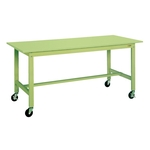 Mobile Light Weight Work Bench Model KK, Balanced Load (kg) 200, Rubber Wheels φ100