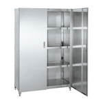 Stainless Steel Super Rack Cabinet