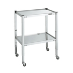 Stainless Steel Free Wagon Height Adjustable Type - Shallow Type Shelf Specification