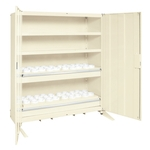 Tooling Storage Cabinet, Equal Load Capacity/Drawer (kg) 150