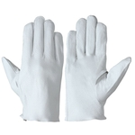 Pig Leather Gloves S-714W (Free Size)