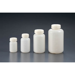 PE Antistatic Sample Bottle Wide Mouth