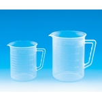 Fine Beaker with Grip Handle 300 mL–3 L PP