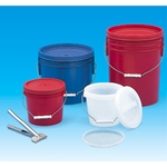 Toslon Airtight Container, Round