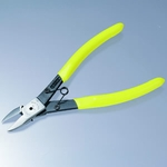 S Type Round SLIM, Plastic Nippers (with spring)