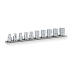 Socket Set (hex, with Holder) HS210