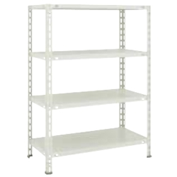 Small Capacity Shelf Model L (Open Type, 80 kg Type, Height 1,200 mm)