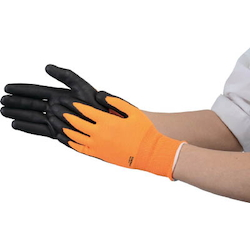 Nitrile Gloves with Anti-Slip for Liquid Crystal