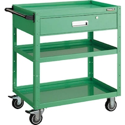 Eagle Wagon (with Deep Type One Tier Drawer / Urethane Casters)