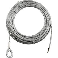 Wire for Manual Winch Thimble Lock Processing on One End Wire Rope Diameter (mm) 6 8