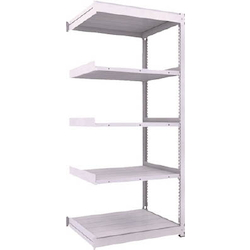 Medium Capacity Boltless Shelf Model TUG (300 kg Type, Height 2,100 mm, 5 Shelf Type) Linked Type (Height 2,100 mm, 5 Shelf Type)