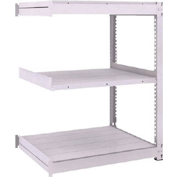 Medium Capacity Boltless Shelf Model TUG (450 kg Type, Height 1,200 mm, 3 Shelf Type) Linked Type (Height 1,200 mm, 3 Shelf Type)