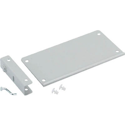 Column Mounting Panel for Medium Capacity Boltless Shelf Model TUG