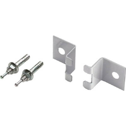 Wall Mounting Metal Fittings for Medium Capacity Boltless Shelf Model TUG