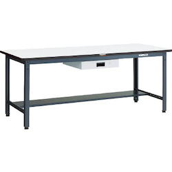 Medium Work Bench with 1 Thin Drawer Linoleum Tabletop Average Load (kg) 500