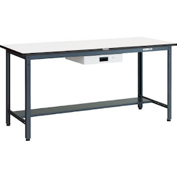 Standing Medium Work Bench with 1 Thin Drawer Steel Tabletop Average Load (kg) 300