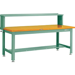 Medium Work Bench with Upper Shelf DAP Panel Tabletop Average Load (kg) 2000