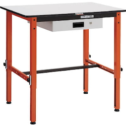 Light Work Bench TFAE Type with Adjustable Height Function / Drawer Average Load (kg) 150