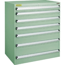 Medium Duty Cabinet, VE9S Type (3 Lock Safety Mechanism), Height 1000 mm VE9S-1005