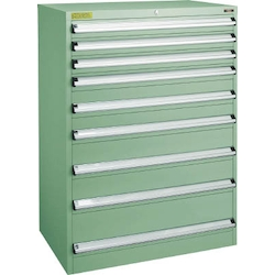 Medium Duty Cabinet, VE9S Type (3 Lock Safety Mechanism), Height 1200 mm