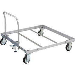 Pallet Dolly with Handle/Stopper