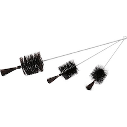 Bottle Cleaning Brush (Berkshire Pig Hair), 5 Pieces