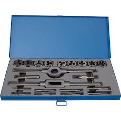 Hand Tap/Die Set (for metric screws)