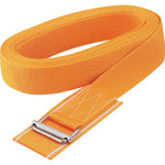 Simple Tying Belt Bundling Belt (Yellow)