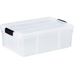 Storage Case, Clear Light Box