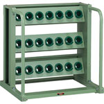 Tooling Rack VTL Type (for BT40 with Safety Lock)