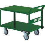 Steel Hand Truck, 2-Level Type with Handle on One End