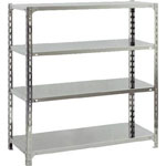 Stainless Steel Lightweight Shelf (SUS430 / Solid Shelf Type)
