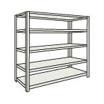 Small Capacity Shelf Model L (Open Type, 80 kg Type, Height 2,100 mm)