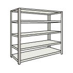 Small Capacity Bolted Shelf (100 kg Type, Height 1,500 mm)