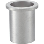 Crimp Nut (Flat Head, Stainless Steel)