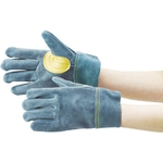 Oil Processing Gloves (With Cow Leather Pad)