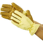 Heat Resistant Gloves Material Heat Resistant Temperature 500°C (PBO Fiber part) 300°C (Aramid Fiber part)