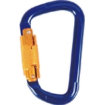 Carabiner with NejiLock Line Diam. 10.5