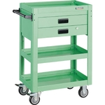 "Tool Wagon ""Dolphin"" (Urethane Caster 2 Drawer)"