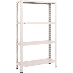 Small Capacity Shelf Model L (Open Type, 80 kg Type, Height 1,500 mm)