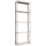 Small to Medium Capacity Boltless Shelf Model M2 (200 kg Type, Height 2,400 mm, 5 Shelf Type)