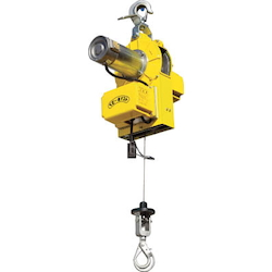 Electric Compact Hoist, Baby Hoist Rated Load (t) 0.1-0.2