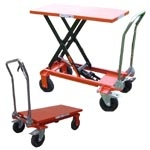 Hydraulic Type Table Cart Load Weight 200 kg
