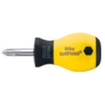 Soft Finish® ESD Stubby Phillips Screwdriver