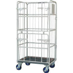 Cargo Prestar (With Double Gate / Plastic Floor Board)