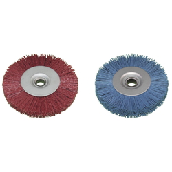 Wheel Brush Unilon Grit